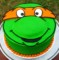 Teenage Mutant Ninja Turtles Cake Templates