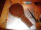 Tennis Racket Cake Template