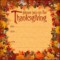 Thanksgiving Invites Templates