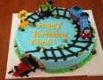 Thomas Train Cake Template