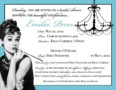Tiffany And Co Invitation Template