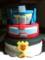 Transformers Cake Template