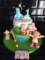 Upsy Daisy Cake Template