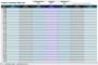 Weekly Balance Sheet Template