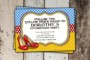 Wizard Of Oz Invitations Template