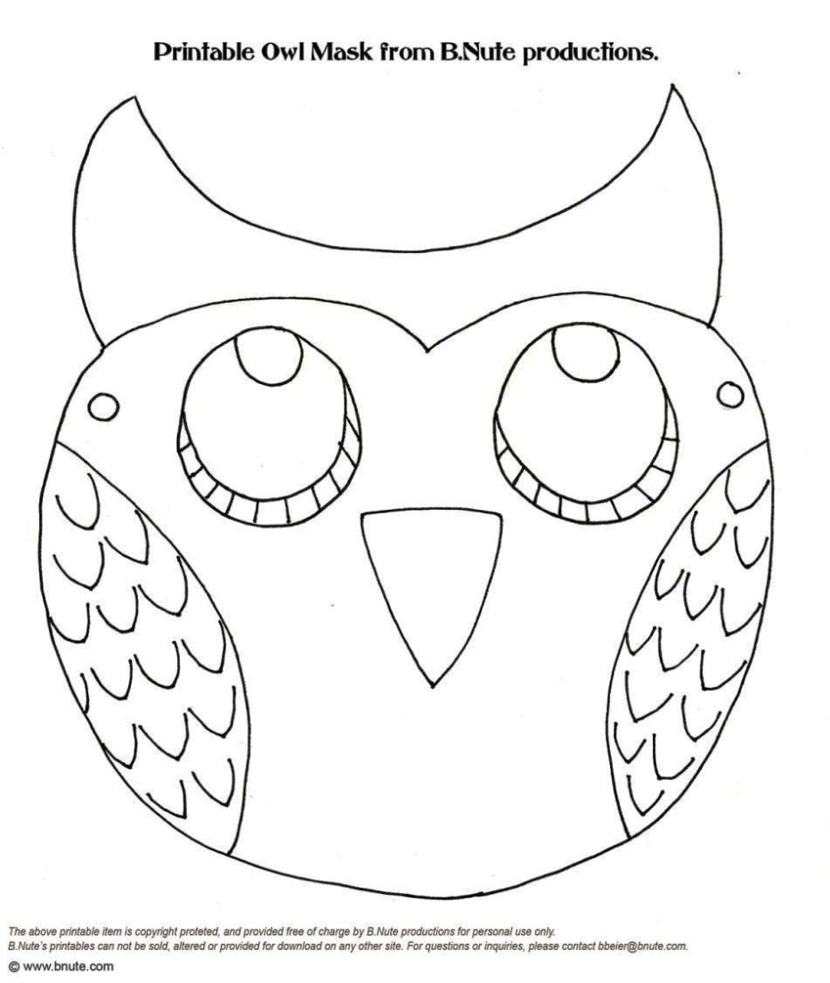 woodland animal masks template woodland animal mask templates sampletemplatess