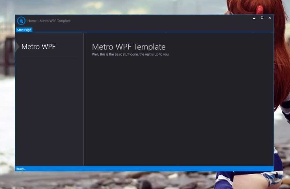 wpf templates free download - wpf application template sampletemplatess sampletemplatess