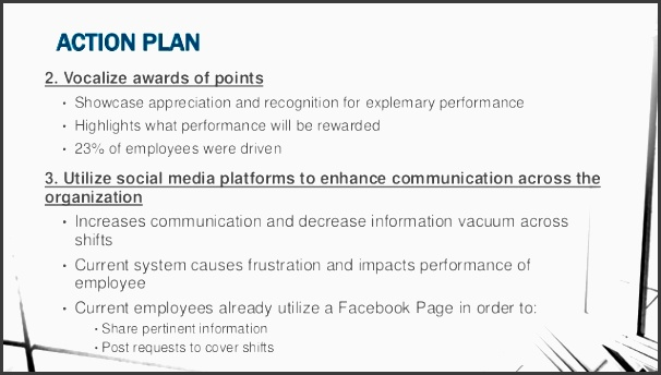 5 Action Plan For Employees Sampletemplatess