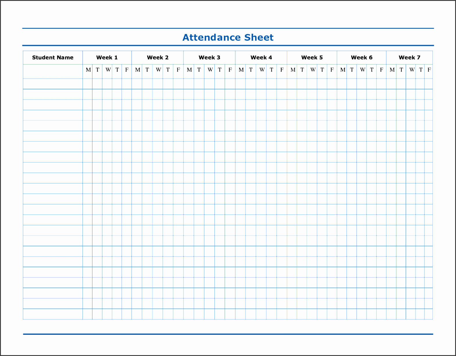 choose from over 20 free sign in and sign up sheets templates include excel spreadsheets and word docs for recording attendance event planning