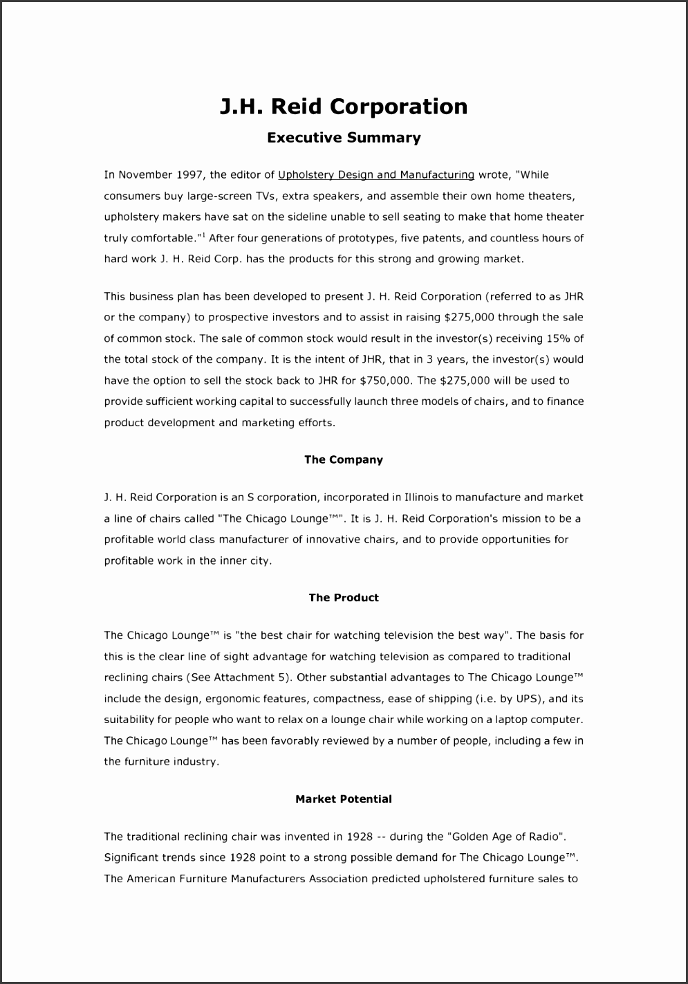 9 biography template in word