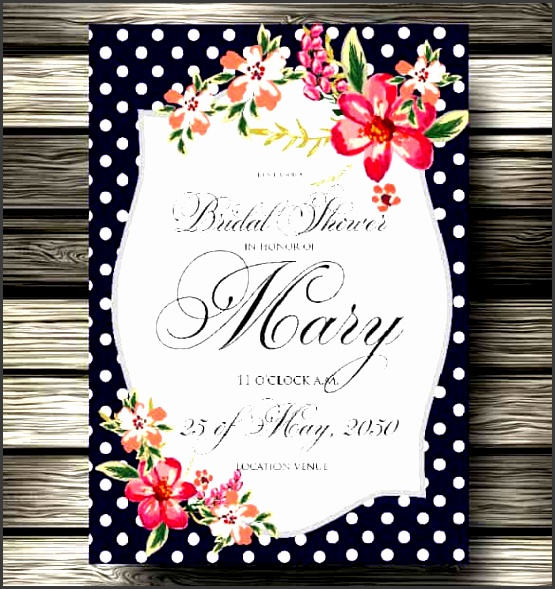 colorful background wedding invitation template