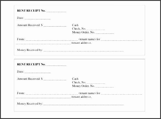 free pdf print rent receipt form template