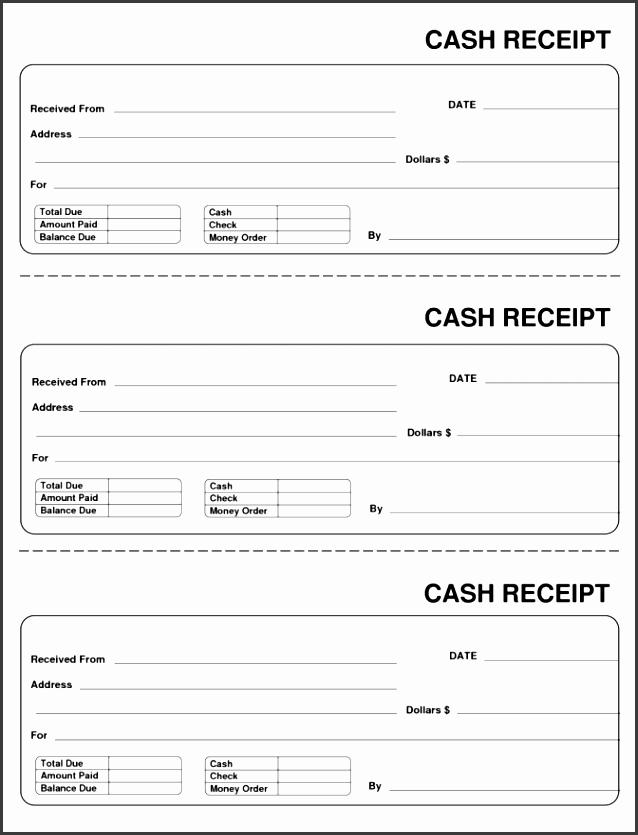 5 business cash receipt template sampletemplatess sampletemplatess. Black Bedroom Furniture Sets. Home Design Ideas