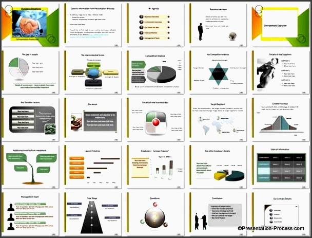 powerpoint business plan template