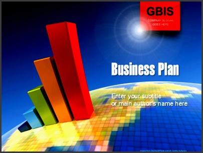screenshot for business plan powerpoint templates business plan website template