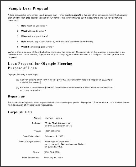 10 Business Proposal Sample Letter Draft