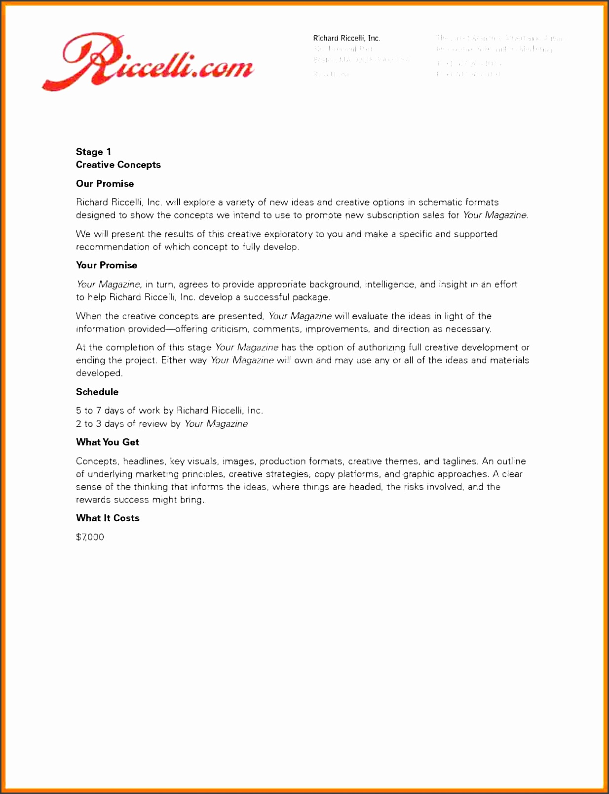 6 business proposal sample letters sampletemplatess sampletemplatess. Black Bedroom Furniture Sets. Home Design Ideas