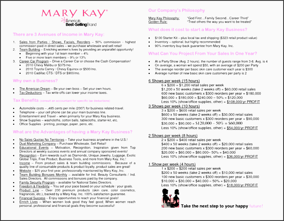 mary kay business plan this marketing presents an outline skin care ppt a8220e48b e d skin care business