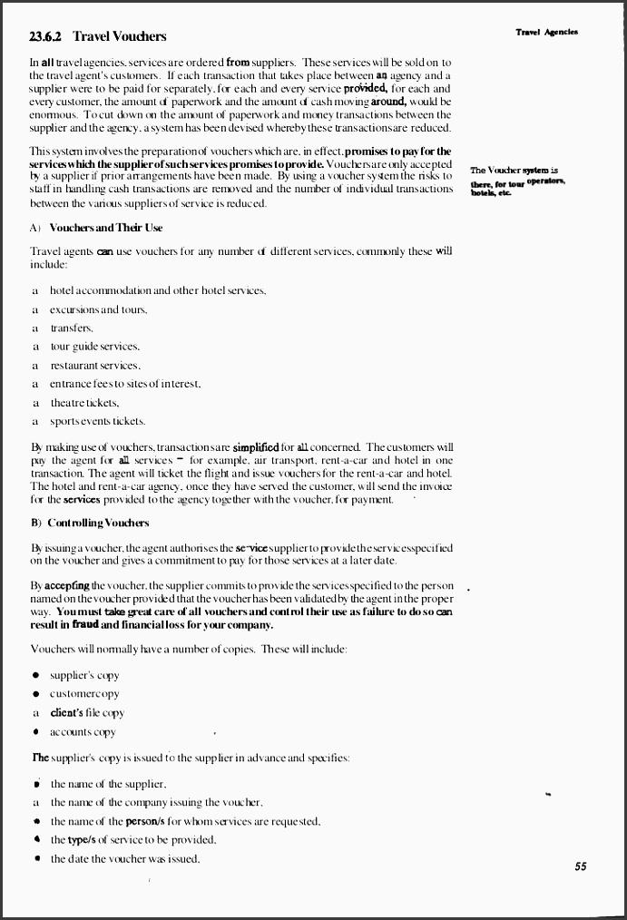 7 business travel plan sample