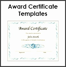 10 certificate of appreciation template easy to edit blank award certificate template for word chose from several free printable award certificate templates yelopaper Images