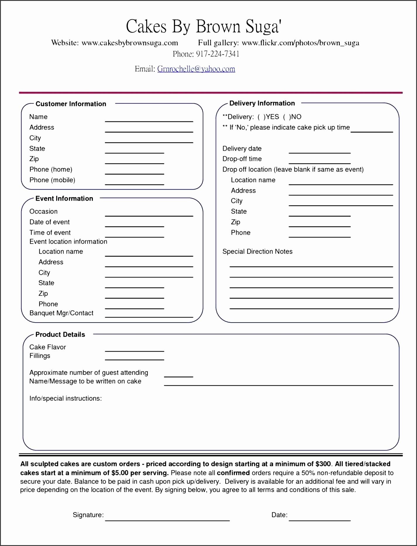 6 Client Information Sheet Templates SampleTemplatess