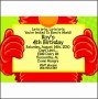 5 Colorful Birthday Party Invitation Template