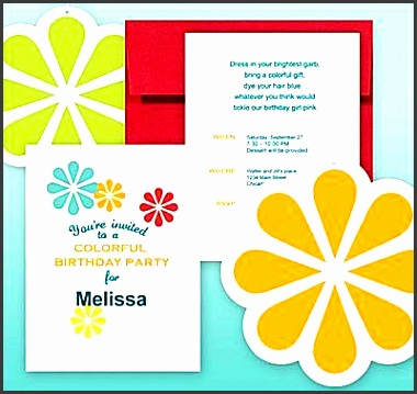 colorful birthday party invitations by hoestess with the mostess colorful birthday party invitations by hoestess with the mostess