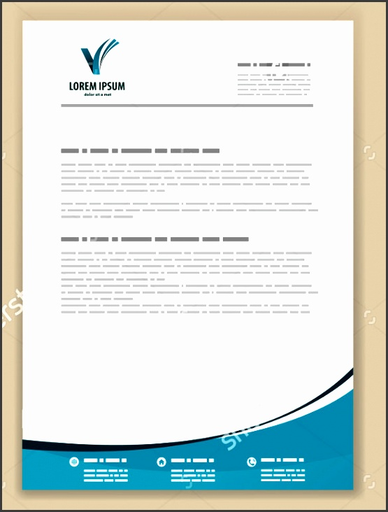 business header template psd letterhead template 51 free psd format free template
