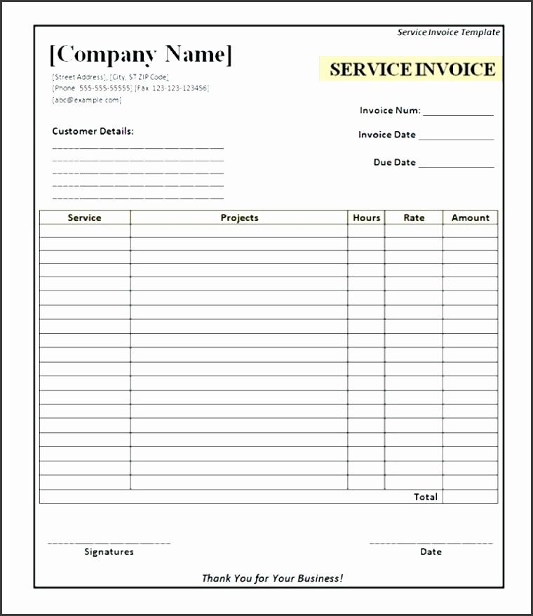 10 contractor invoice template editable sampletemplatess sampletemplatess. Black Bedroom Furniture Sets. Home Design Ideas