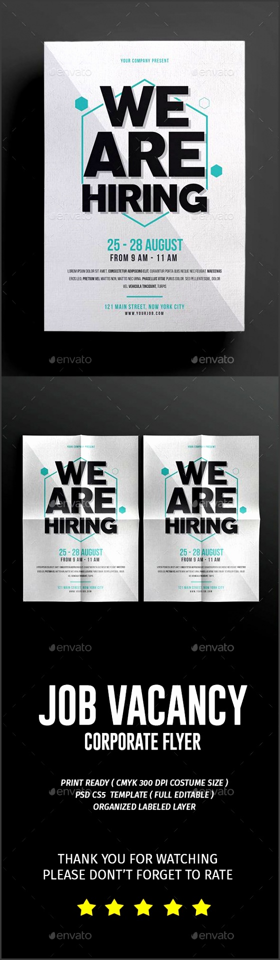 exelent now hiring flyer template component example resume and