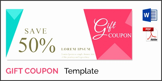 500 t coupon template
