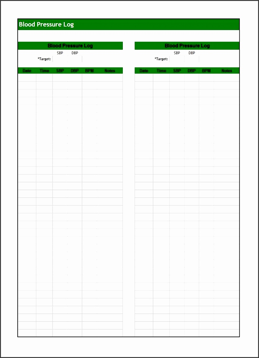 8 Daily Activity Log Template For Personal Use - Sampletemplatess