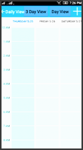 work schedule maker screenshot thumbnail