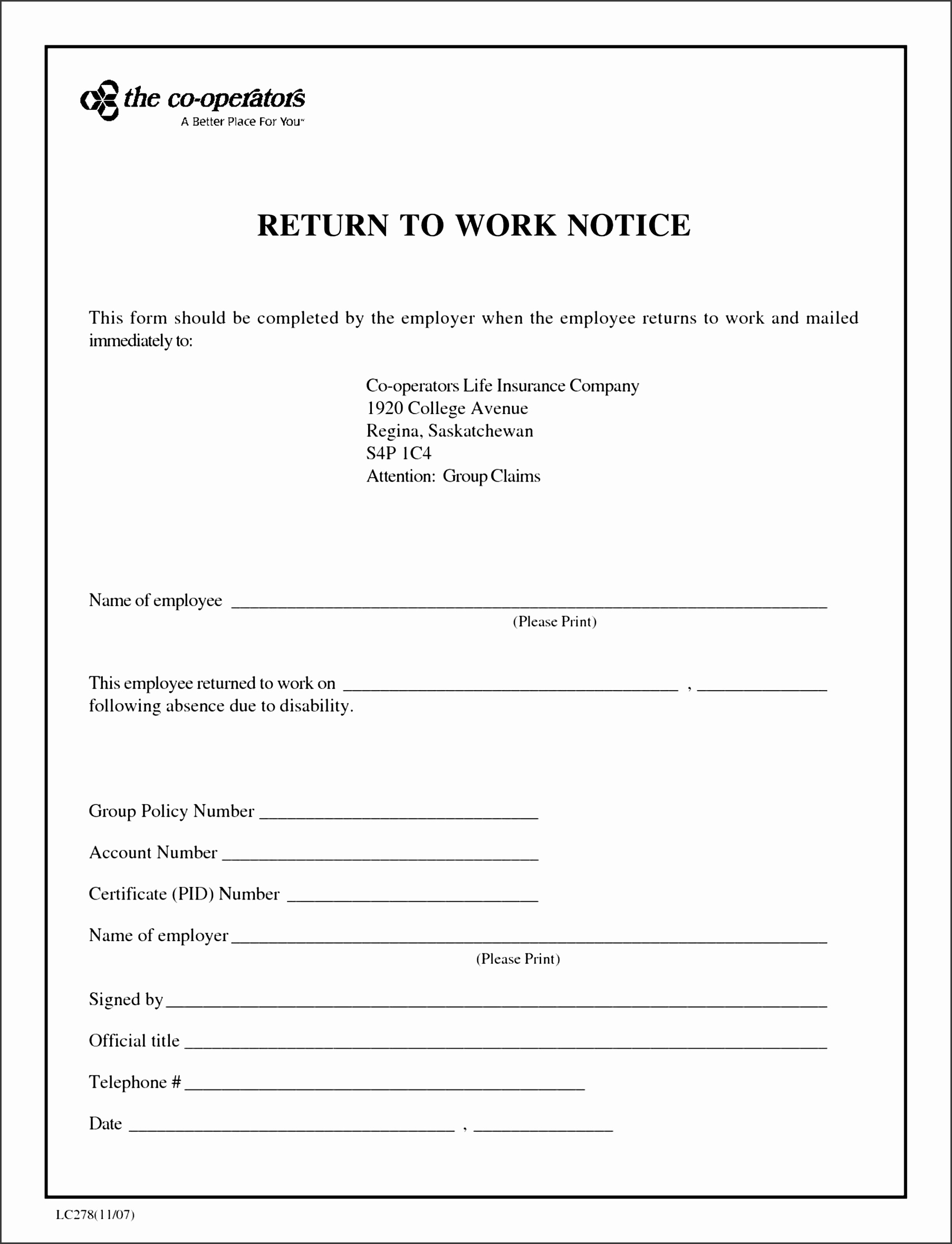 Doctors Note Template  Note Template