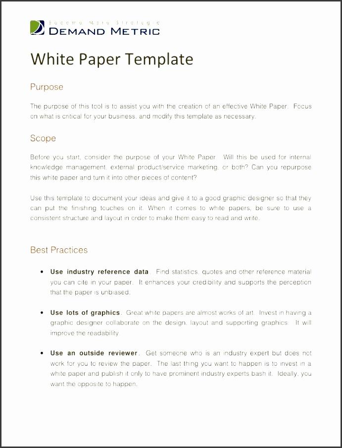 white paper outline template thebridgesummit throughout white paper outline template 3620