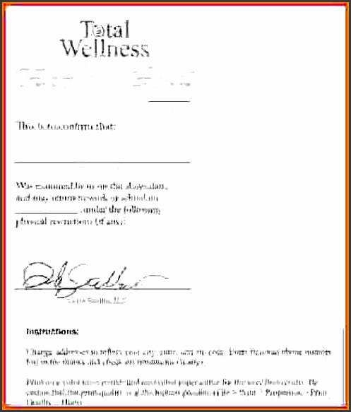 10 download free doctor note template