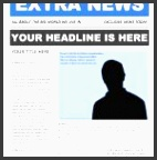 perfect for school in word newspaper template free