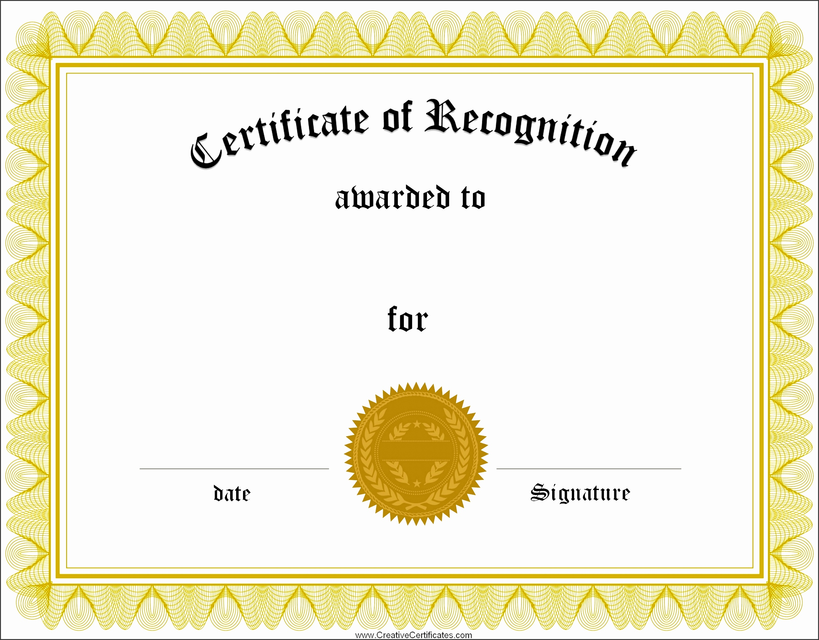 certificate template appreciation recognition easy templates printable army certificates sampletemplatess conduct example empty card professional award smithchavezlaw