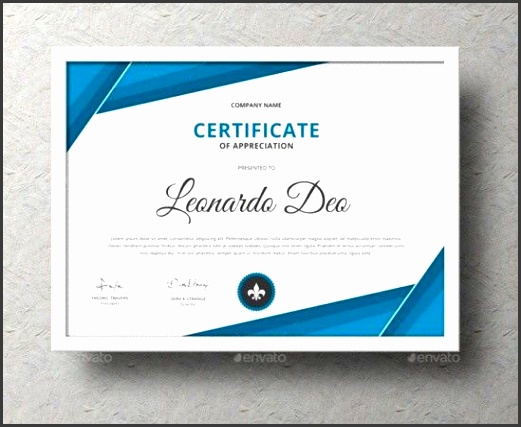 8 easy to use certificate of appreciation template certificate of recognition template word eps ai and psd format yelopaper Images