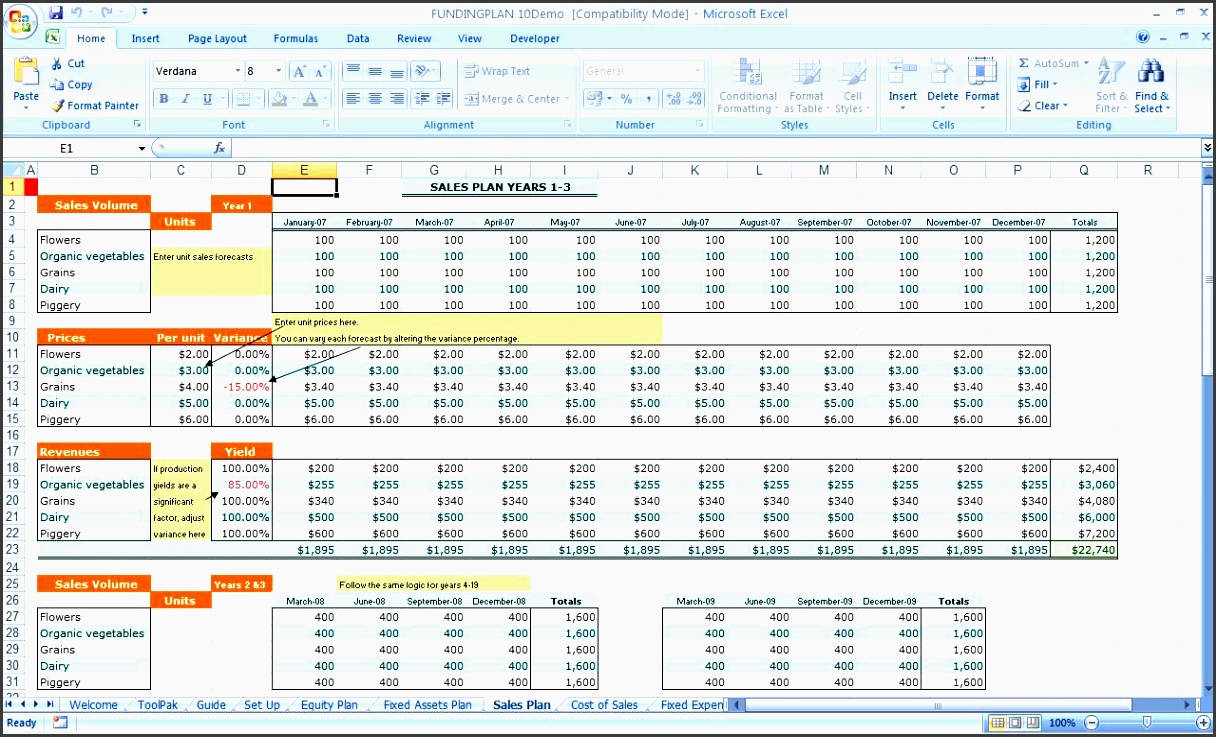 9 easy to use excel retirement planner
