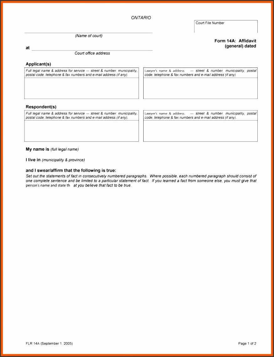 samples of affidavit printable sign up sheet template