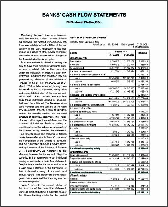 10 editable bank statement template