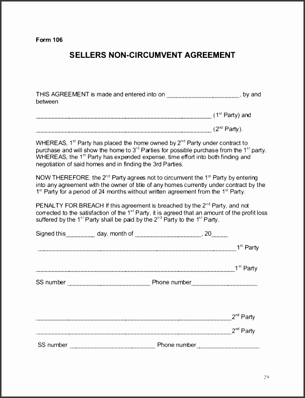 Editable contract template 5121798 - hitori49.info