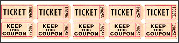 50 50 raffle tickets template - 10 editable raffle ticket template sampletemplatess