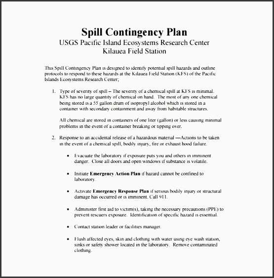 emergency action plan template plainresume