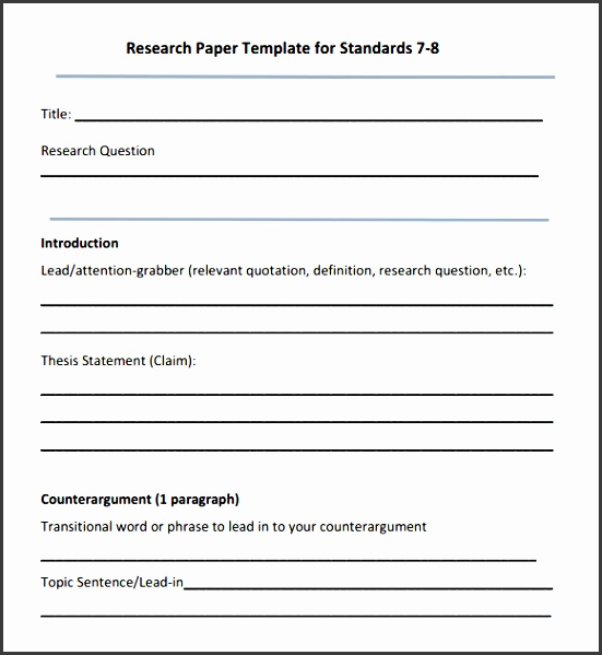Thesis maker for research paper