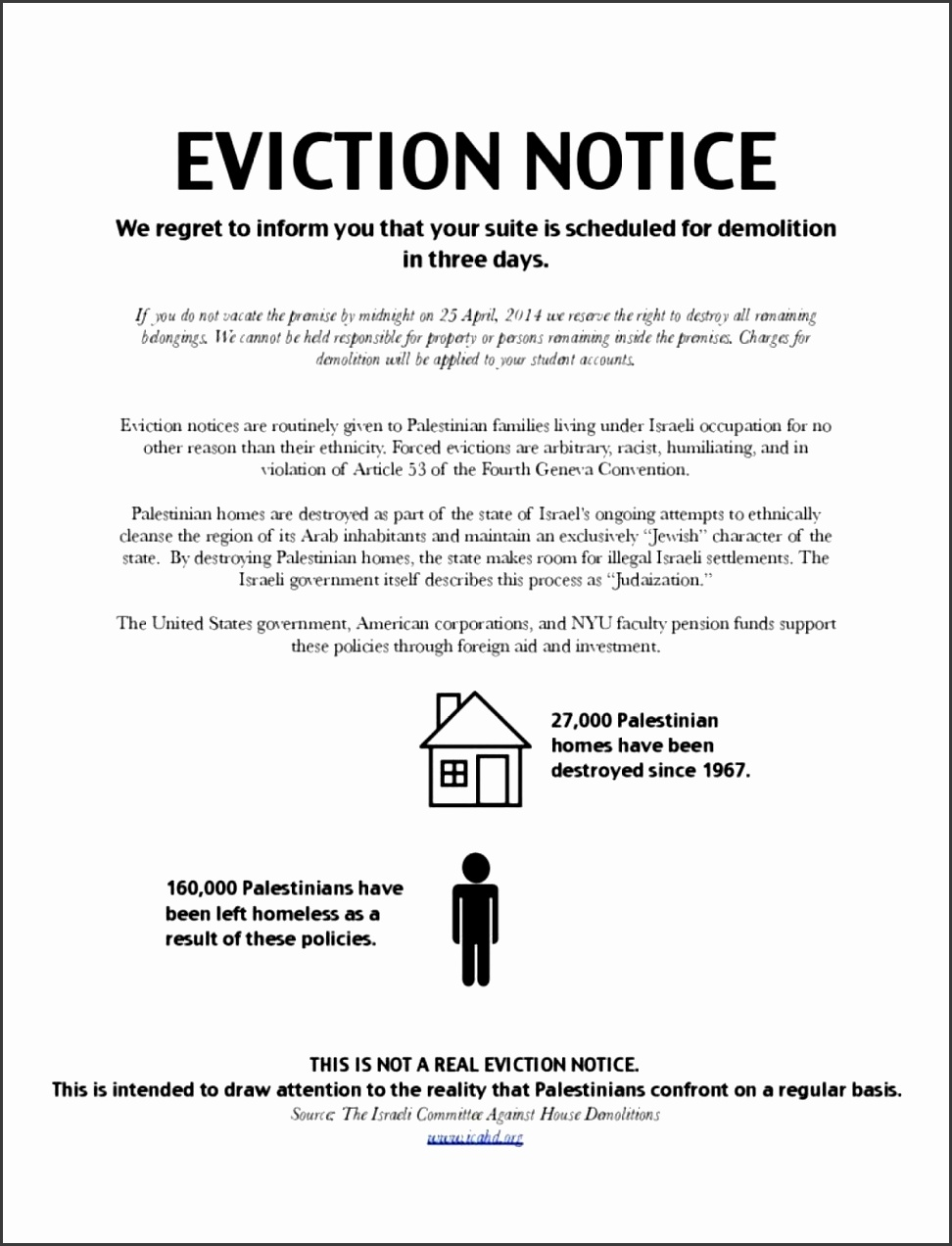 4 Eviction Notice Sample Sampletemplatess