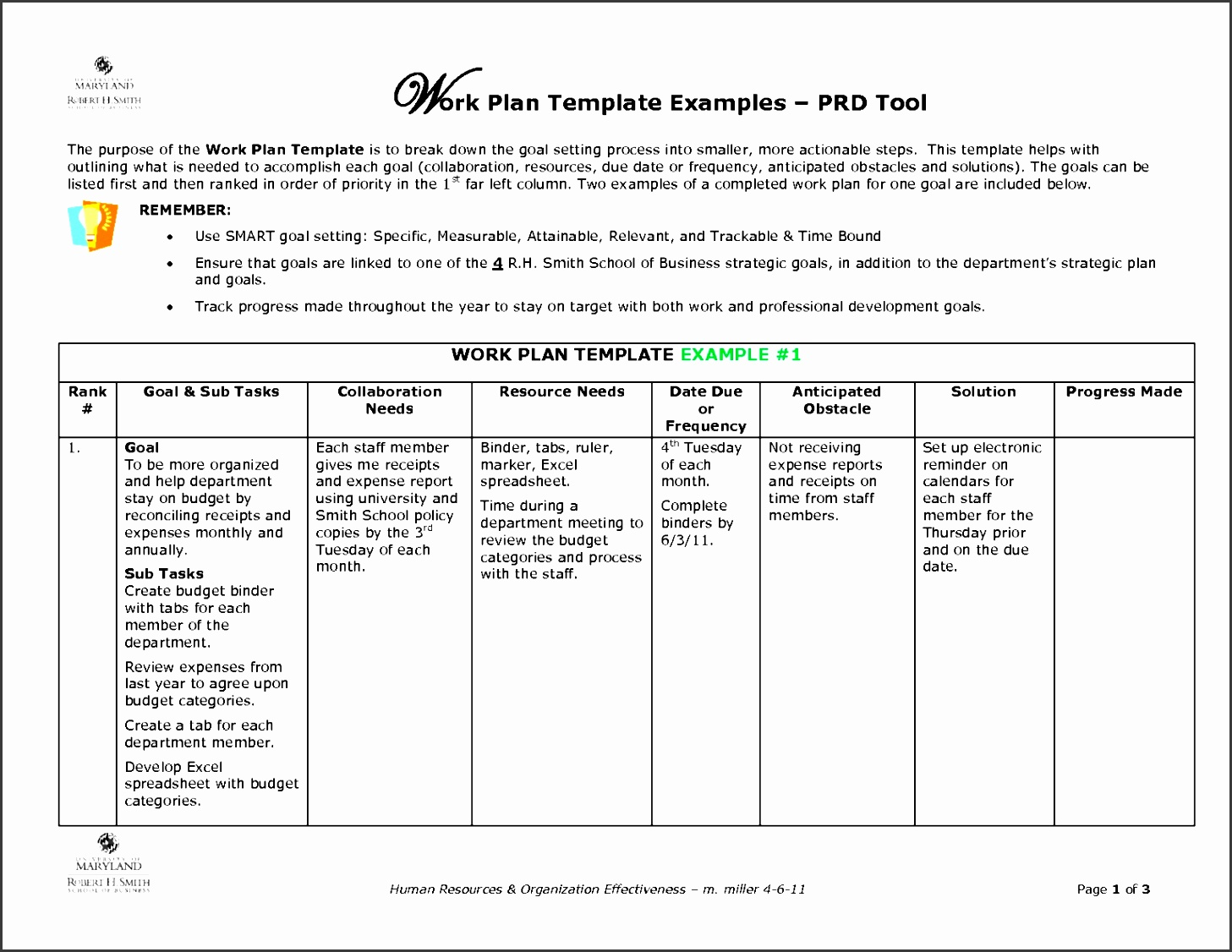 10 excel project outline template