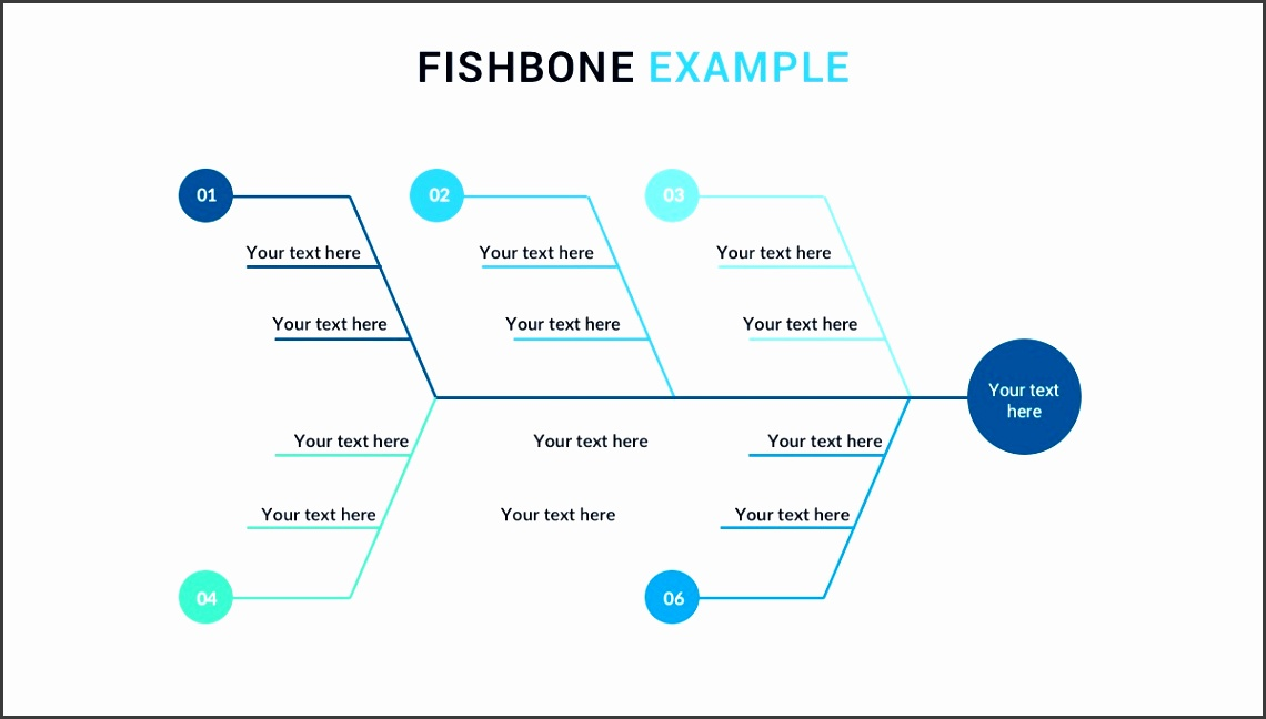 fishbone diagram free powerpoint presentation template