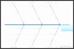 4 fishbone diagram templates sampletemplatess sampletemplatess fishbone diagram template ccuart Images